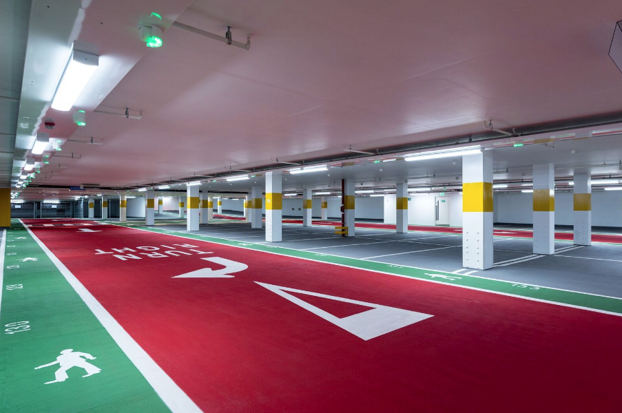 Win three months of free parking