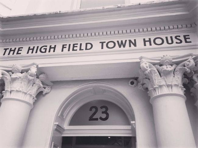 The High Field Grows a Town House