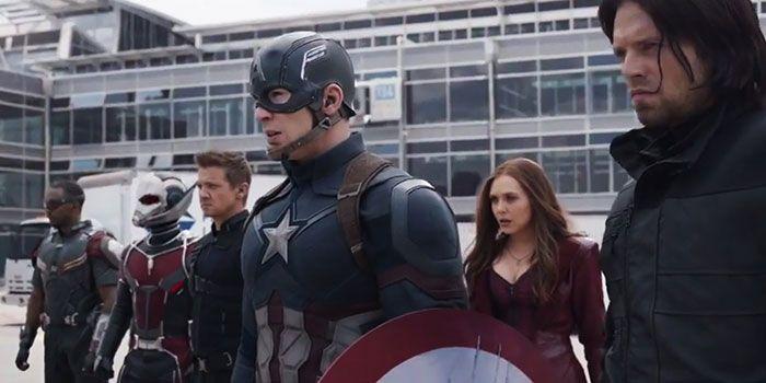 Movie of the week - Captain America: Civil War