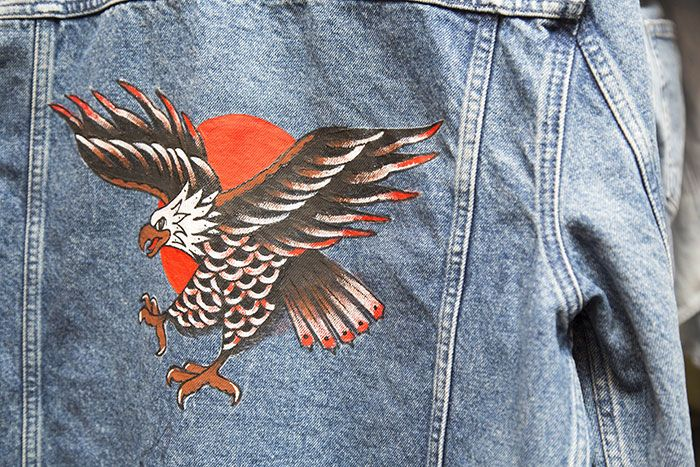 Personalise your denim with Topman