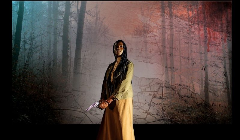 Review: Heart Of Darkness at The Rep