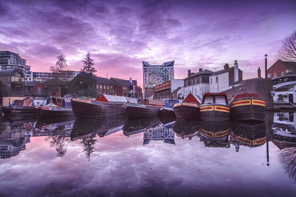 WIN: A CANAL TRIP AND DIN-DINS FOR YOU AND YOUR COLLEAGUES
