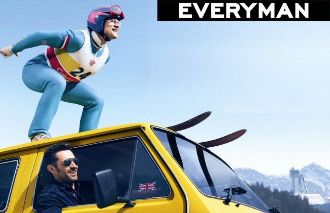 Movie Review - Eddie The Eagle