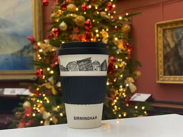Cups are for Life, but also for Christmas