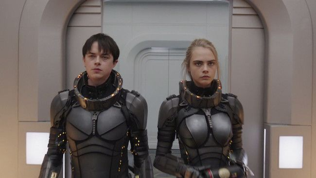 Film of the Week: Valerian and the City of a Thousand Planets