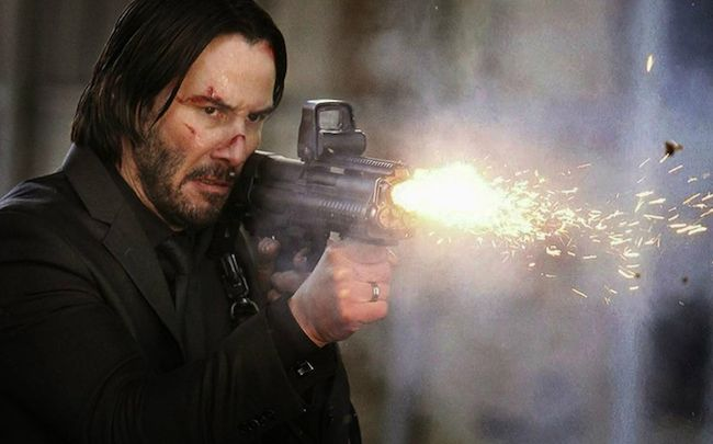 Movie of the Week — John Wick: Chapter 2