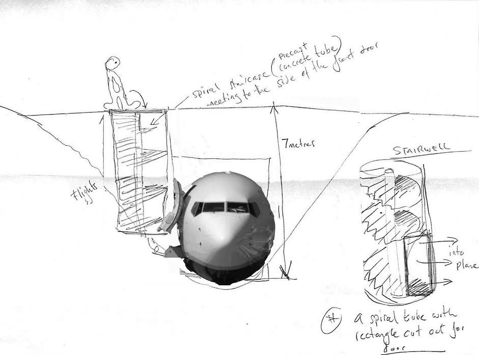 Brummie Artist Plans to Bury Plane in Birmingham