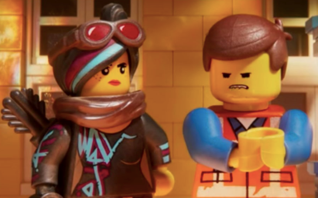 Film of the Week: The Lego Movie II